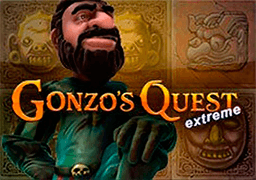 Gonzos Quest Extreme game slot online