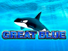 Играть онлайн в Great Blue