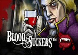 Blood Suckers slot game NetEnt