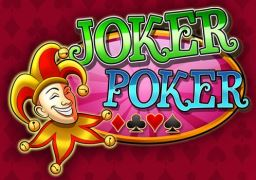 Joker Poker game cards